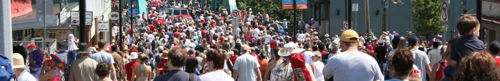 Canada Day in Courtenay