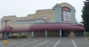 Comox Valley Movie Theatre