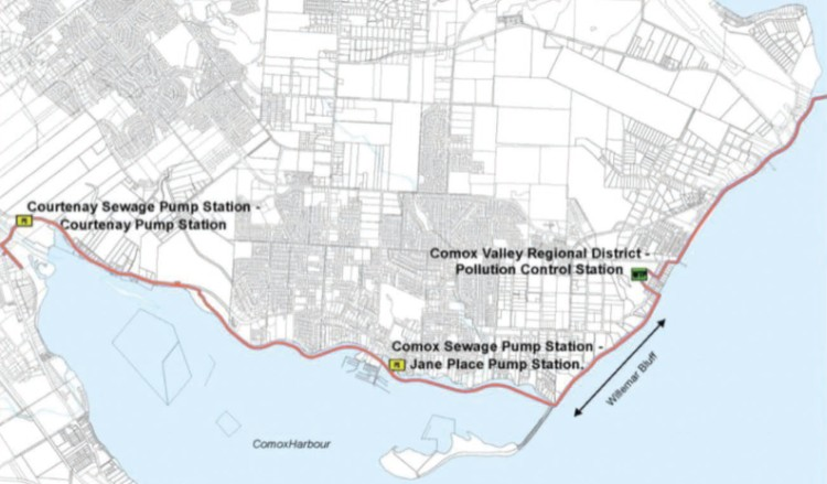 CVRD Stands Firm on Pump Station Site