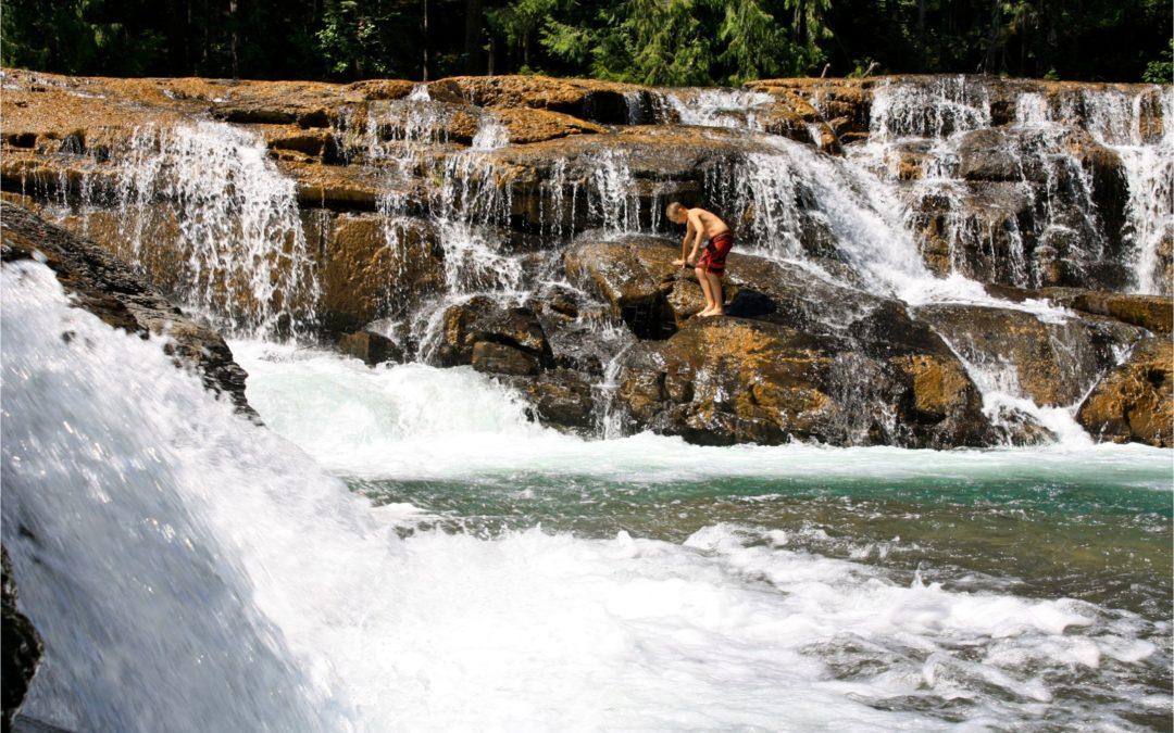 Stotan Falls Open to Public