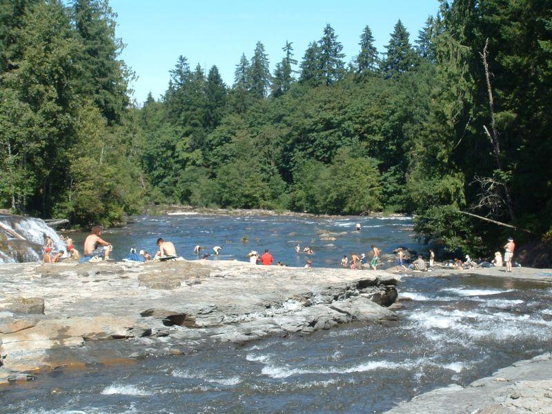 Stotan Falls