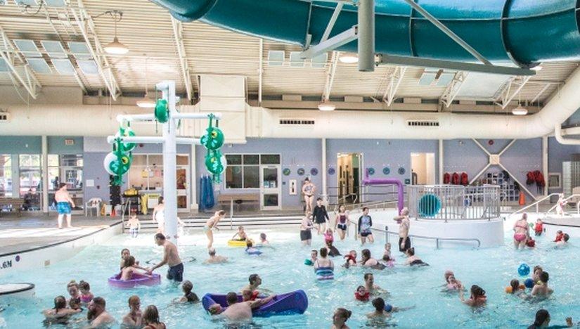 Aquatic Centre Upgrades During Closure